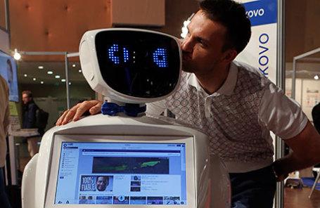 Робот Promobot.