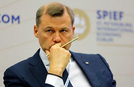 Генеральный директор ФГУП «Почта России» Дмитрий Страшнов.