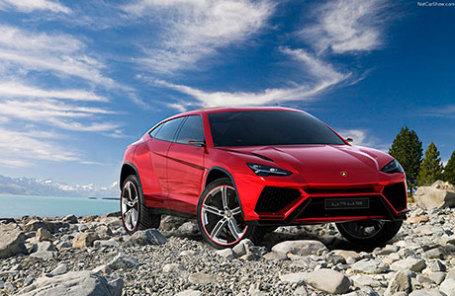 Lamborghini Urus Concept.