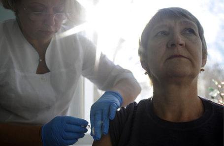 ВОренбуржье стартовала прививочная кампания против гриппа