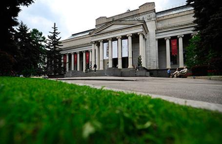 Государственный музей изобразительных искусств им. А.С. Пушкина.