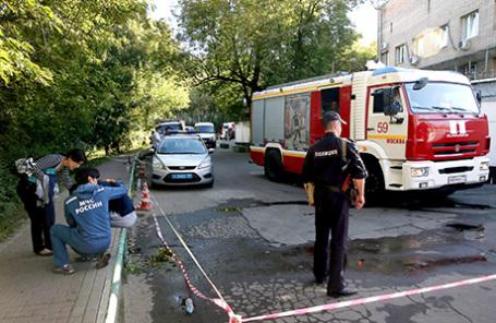 Схвачен директор московской типографии, где впожаре погибли 17 человек