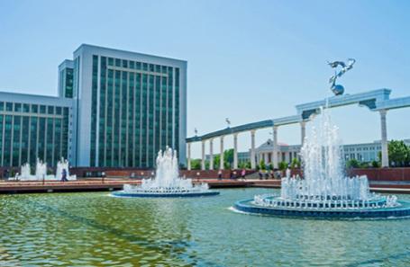 Ташкент, Узбекистан.