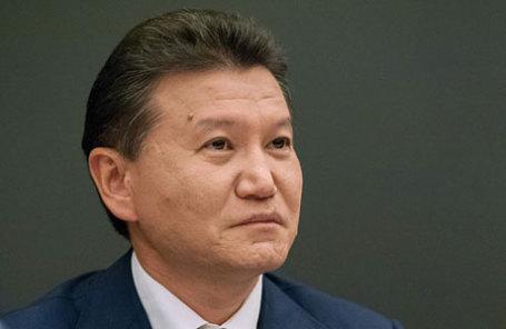 Президент Международной федерации шахмат (FIDE) Кирсан Илюмжинов.