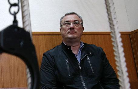 Бывший глава Республики Коми Вячеслав Гайзер.