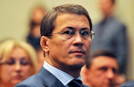 Замглавы управления внутренней политики администрации президента Радий Хабиров.