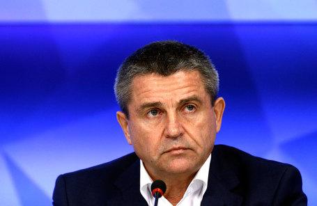Руководитель управления взаимодействия со средствами массовой информации Следственного комитета РФ Владимир Маркин