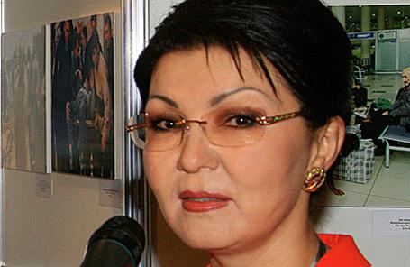 Дарига Назарбаева.