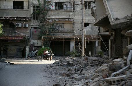Сирийская армия объявила овыходе изперемирия
