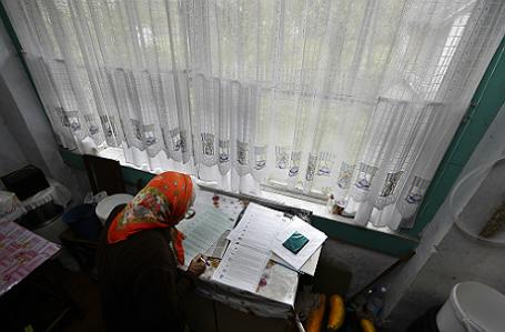 «Единая Россия» набирает 51,04% после подсчета 25% протоколов