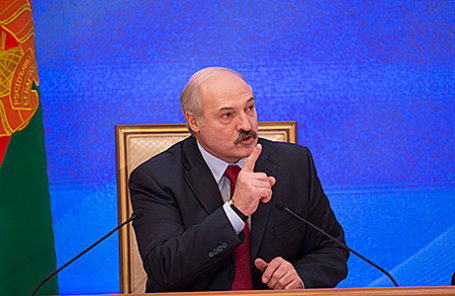 Президент Республики Беларусь Александр Лукашенко.