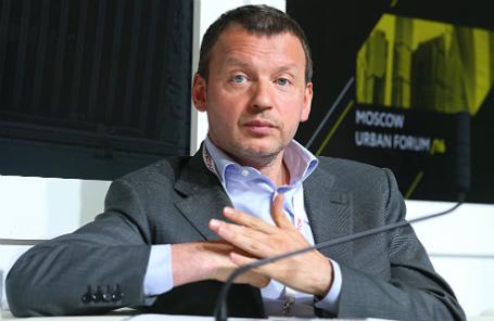 Сергей Гордеев.