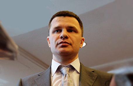 Председатель Совета директоров аэропорта «Домодедово» Дмитрий Каменщик.