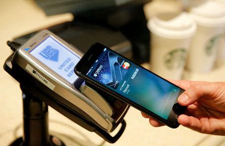 Apple Pay заработала в Российской Федерации
