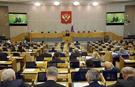 Новая Государственная дума будет плотнее работать срегионами— Путин