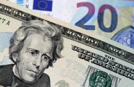 Курс доллара вырос на17 копеек наоткрытии торгов