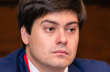 Главный инженер Центра фирменного транспортного обслуживания РЖД Дмитрий Мурев.