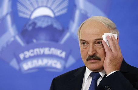 Президент Беларусcии Александр Лукашенко.