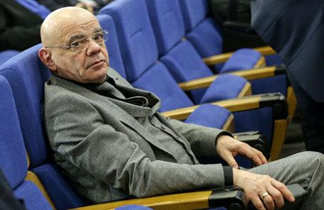 Художественный руководитель театра «Сатирикон» Константин Райкин.