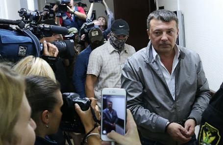 Михаил Максименко (справа).