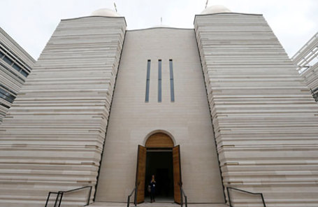 Российский духовный центр в Париже.