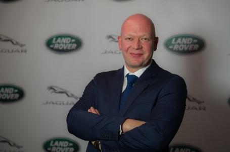 Вячеслав Кузяков, генеральный директор Jaguar Land Rover Россия, Армения, Беларусь, Казахстан