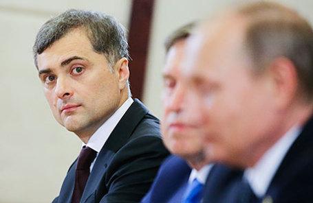 Помощник президента России Владислав Сурков.