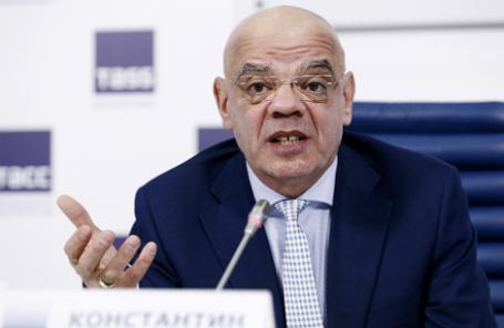 Константин Райкин.