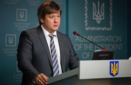 Министр финансов Украины Александр Данилюк.