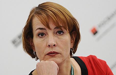 Татьяна Лысова.
