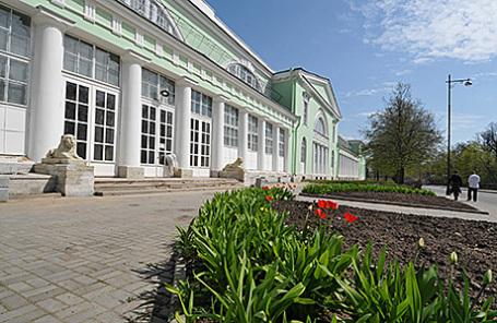 Санкт-Петербургский государственный аграрный университет.