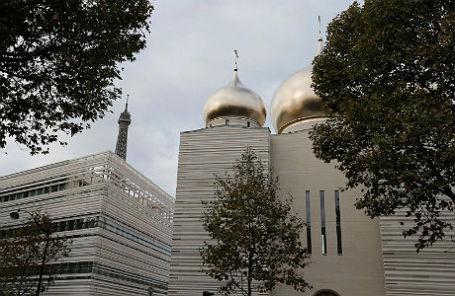 Российский духовно-культурный православный центр в Париже.