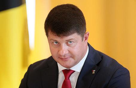 И.о. мэра города Ярославля Владимир Слепцов.