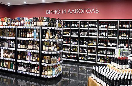 Втечении следующего года в Российской Федерации упали розничные продажи алкоголя