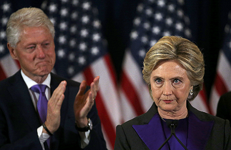 Хиллари Клинтон подала наразвод