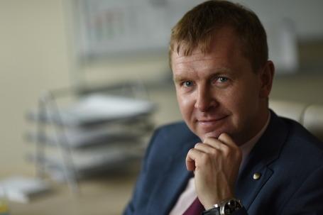 Анатолий Попов, старший вице-президент Сбербанка, руководитель блока «Корпоративный бизнес»