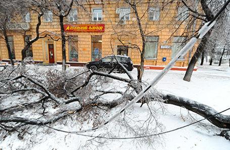 Около 150-ти населённых пунктов области как ипрежде остаются без электричества