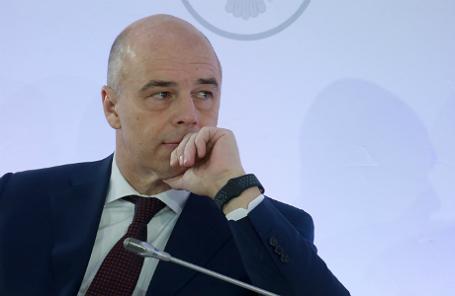 Министр финансов РФ Антон Силуанов