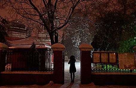Синоптики: на столицу Российской Федерации прольется очередной ледяной дождь