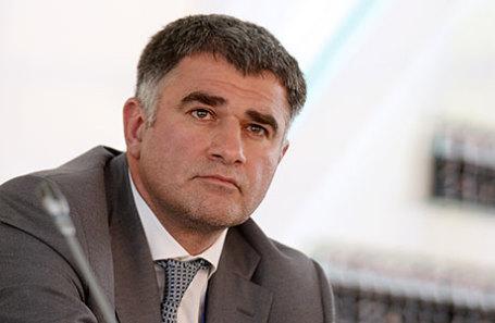 Генеральный директор Объединенной зерновой компании Марат Шайдаев.