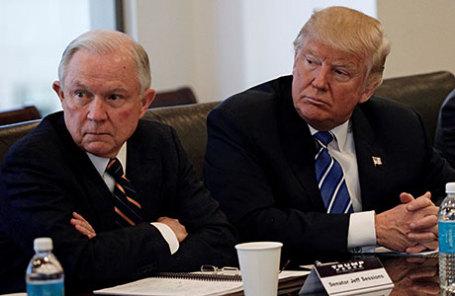 Трамп определился с главными должностями всвоей администрации