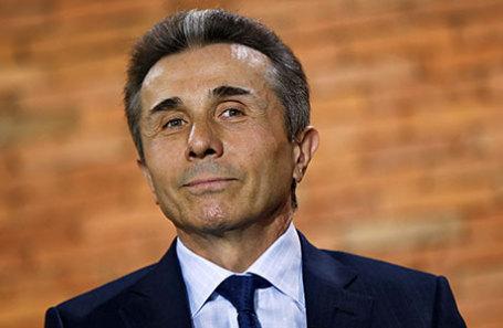 Бывший премьер-министр Грузии Бидзина Иванишвили.