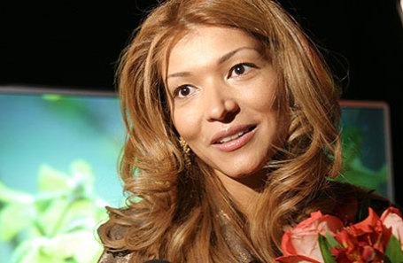 Дочь бывшего президента Узбекистана Гульнара Каримова.