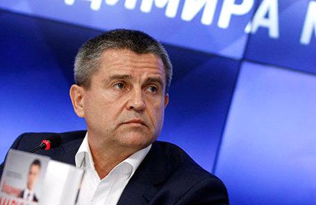Экс-руководитель управления взаимодействия со СМИ Следственного комитета России Владимир Маркин.
