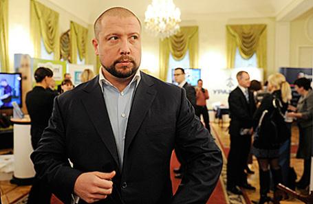 Илья Юров.