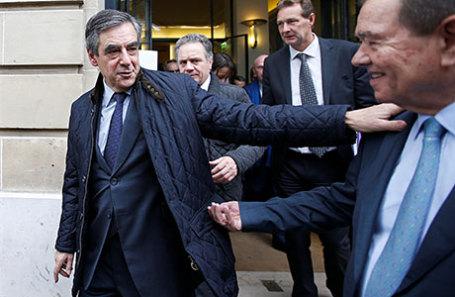 Бывший премьер-министр Франции Франсуа Фийон.