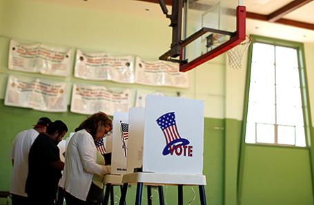 ВСША неутихают споры поповоду голосов, набранных претендентами впрезиденты