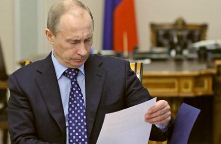 Путин провел кадровые перестановки среди служащих ФСБ, МО, МВД иУправделами президента