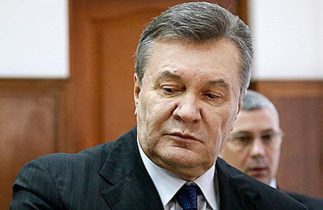 Янукович дает показания всуде: В «Майдане» виноваты радикалы иолигархи