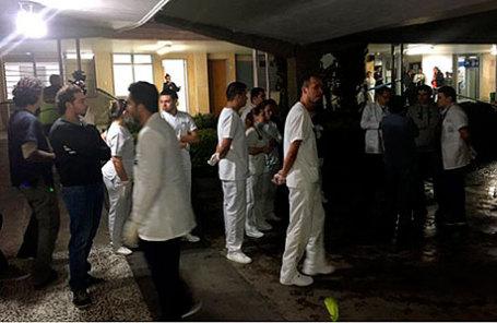 Число погибших возросло до75— Авиакатастрофа вКолумбии